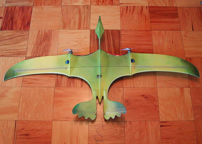 Marston PteroWorks Foamy Pterodactyl