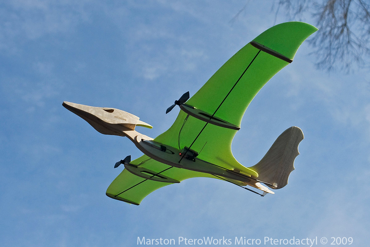 Marston PteroWorks Micro Pterodactyl